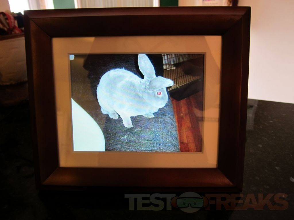Review Of Giinii 8 All In One Digital Picture Frame Technogog