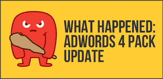 The Winners and Losers of Google's AdWords Shake-up