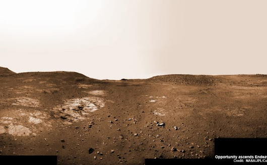 Outstanding Opportunity Rover Making 'Amazing New Discoveries' 13 Years After Mars Touchdown - Scientist Tells UT - Universe Today