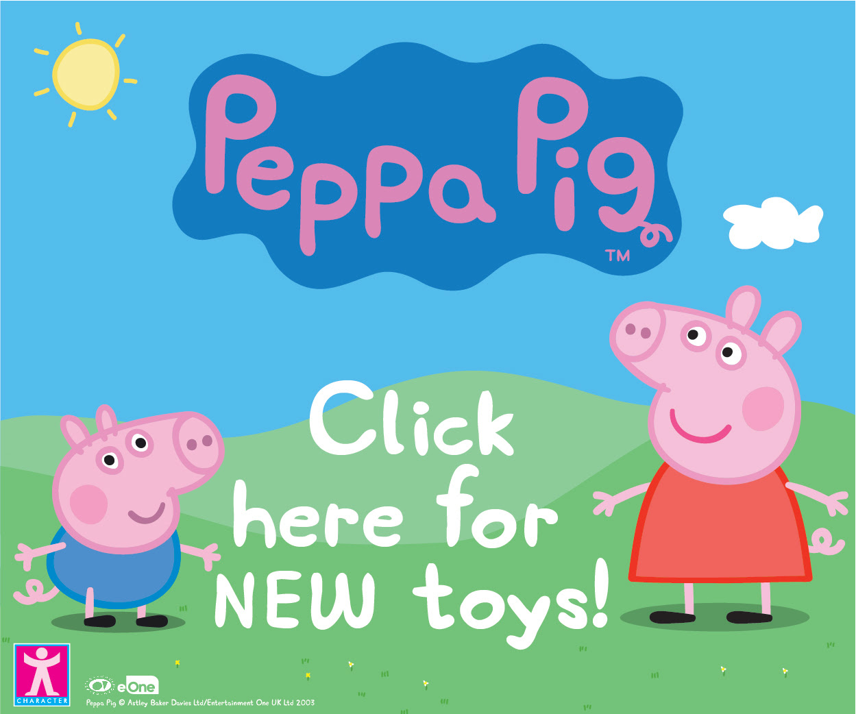 Peppa Pig Classic Toys