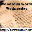 Wondrous Word Wednesday » I'd Rather Be At The Beach