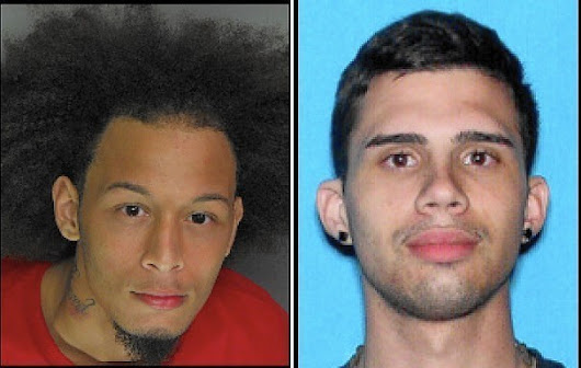 Robbery spree spanning 2 counties ends with 3 arrests