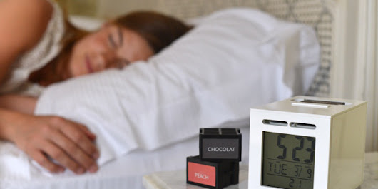This Alarm Clock Wakes You Up To The Smell Of Hot Croissants