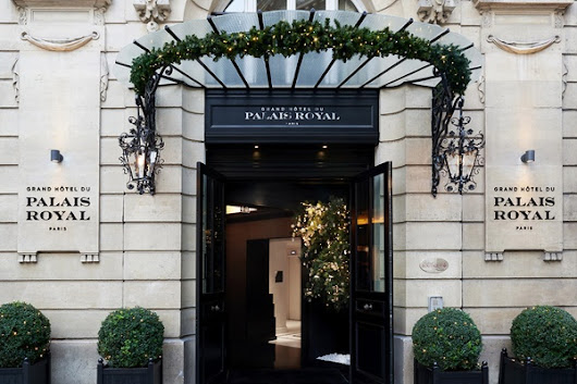 Le Grand Hotel: A Contemporary Palace in Paris | FATHOM Paris Travel Guides and Travel Blog