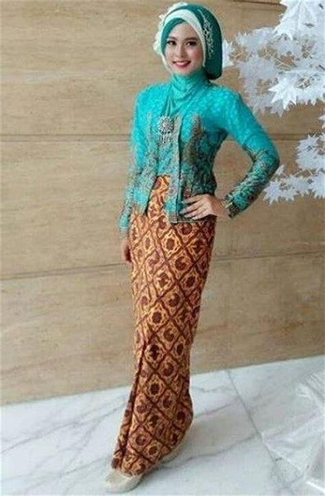 Model Baju Kebaya Variasi Batik