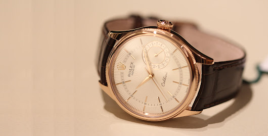 Effortless Elegance: The Rolex Cellini - Time and Tide Watches