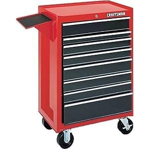 Craftsman Professional Tool Boxes Craftsman 9 65913 Red 8