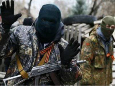 МВД Украины заявило о захвате автобуса с представителями ОБСЕ в Славянске