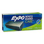 Expo Standard White Board Dry Eraser, 1 Ea