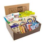 Gluten-Free Snacks Box