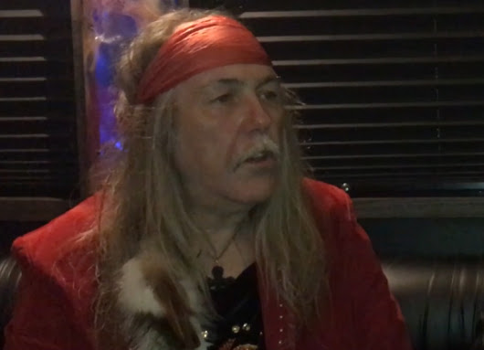 Uli Jon Roth- Jimi Hendrix's Death was his own doing-The Metal Voice | The Metal Voice