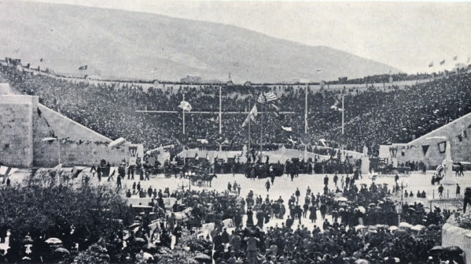 10 Things You May Not Know About the First Modern Olympics ...