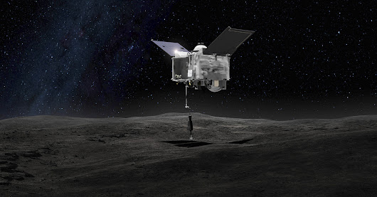 ASU instrument on NASA probe finds hydrated minerals on asteroid Bennu | ASU Now: Access, Excellence, Impact