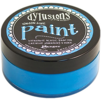 Ranger Dylusions Paint LONDON BLUE DYP46004