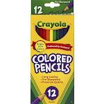 Crayola Colored Pencil Set - 12 count