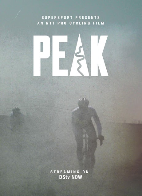 Watch 'Peak' the story of an African cycling team chasing an international dream on DStv Now