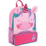 Stephen Joseph Sidekicks Backpack - Unicorn - School Backpacks