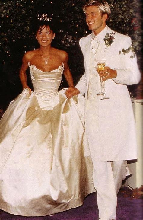 David, Victoria Beckham wedding: Former soccer star