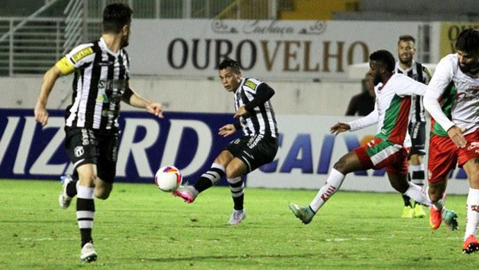Boa Esporte x Ceará Série B Melão (Foto: Christian Alekson/Cearasc.com)