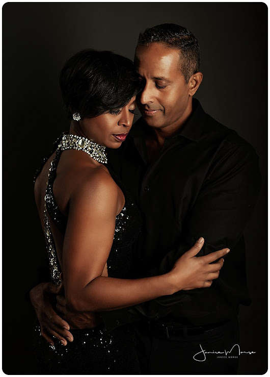 Couple Beauty Portraits | South Jersey Photography Studio