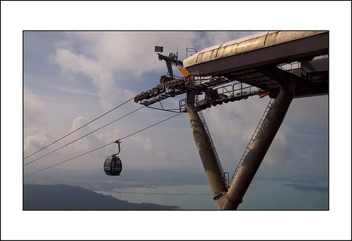 cable car langkawi by hans van egdom