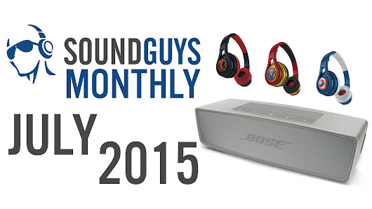 Sound Guys Monthly - Beats Pill 2.0 International Giveaway