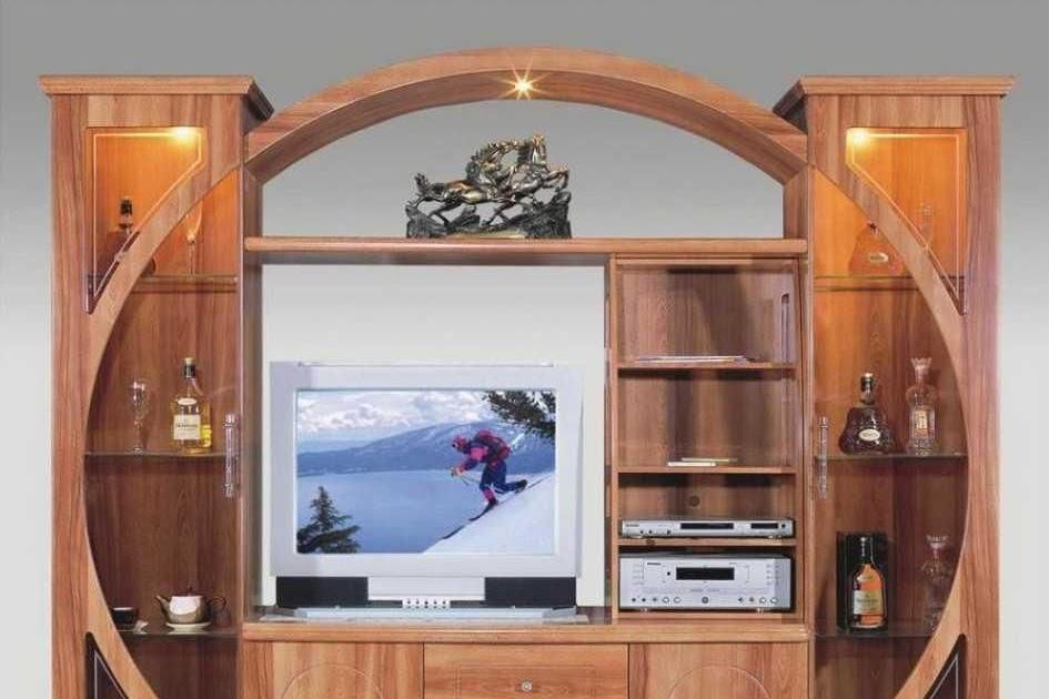 Model Rak Tv Minimalis Kayu Jati - LEMARIWEUH