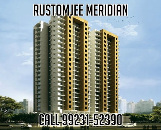 Rustomjee Meridian Pre Launch for a great deal of which can be trying to find obtaining condos in Mumbai