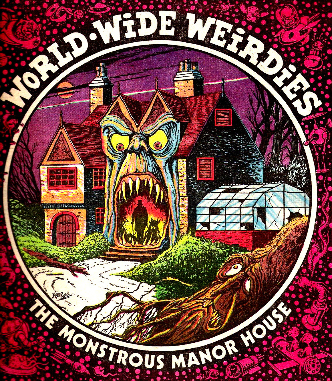 Ken Reid - World Wide Weirdies 01