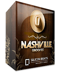 Nashville Grooves - Country Drum Loop in WAV, Apple Loops Nashville Grooves - Country Loops for Garageband and REX2 formats.