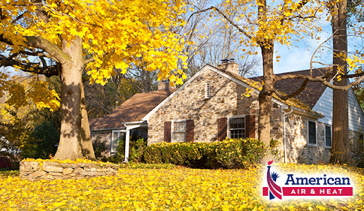 Fall Heating Tips - American Air & Heat