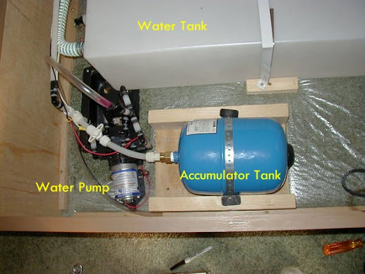 RV Water Pumps: Signs Your Water Pump Needs Replacing
