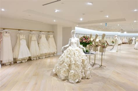 » Kleinfeld Bridal Store by HBC Store Planning at Hudson?s