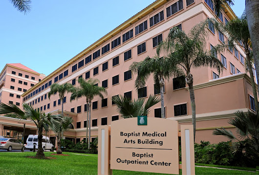 Baptist Health pays $6.7M for development site near Trump Doral