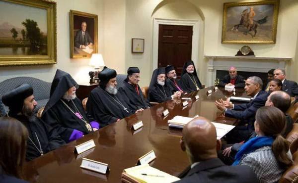 Ομολογία-σοκ από Μ.Ομπάμα: Ο Μπασάρ Άσαντ προστάτευσε τους Χριστιανούς