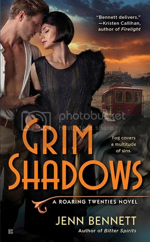 Grim Shadows Cover