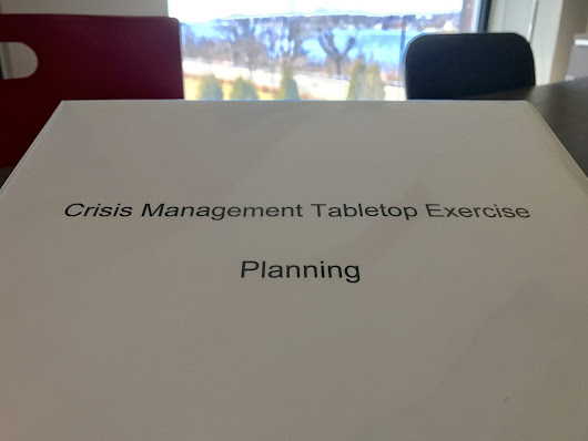 Crisis Management Tabletop Exercises – A Guide to Success - PreparedEx