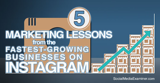 5 Marketing Lessons From the Fastest-Growing Businesses on Instagram |