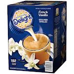 International Delight Liquid Creamer, French Vanilla, 192-count