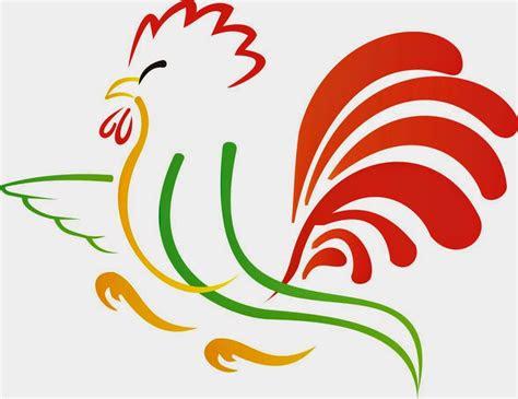 foto kartun ayam jago keren bestkartun