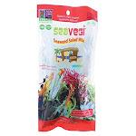 Seasnax, Seaweed Salad Mix, 0.9 Ounce
