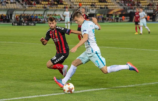Zenit St Petersburg vs Vardar Skopje Betting Predictions, 23 Nov 2017