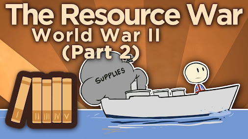 WW2: The Resource War – 2: Lend-Lease – Extra History