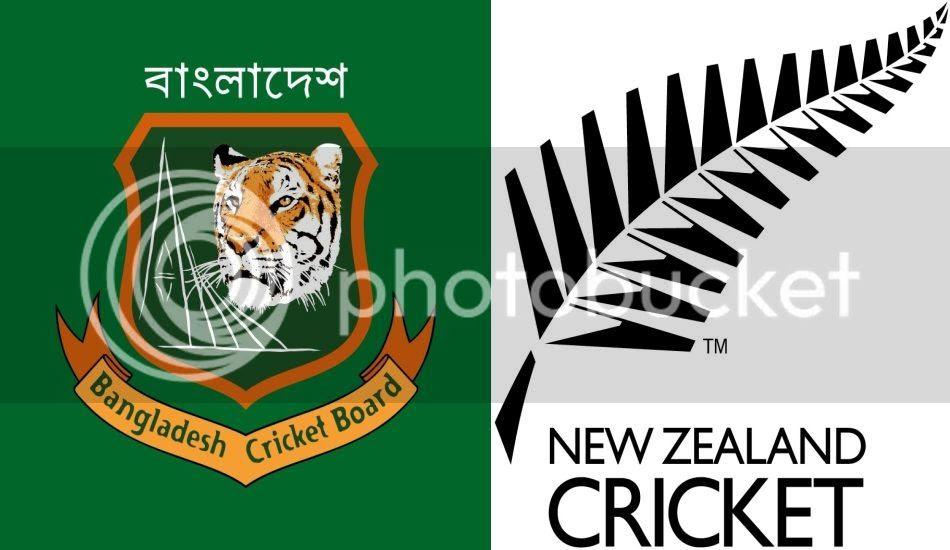 Bangladesh v New Zeland live