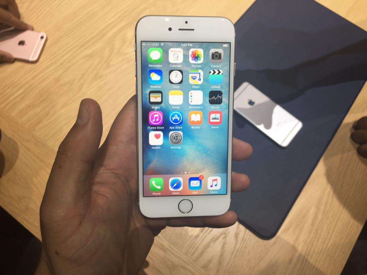 #1 iPhone 6S