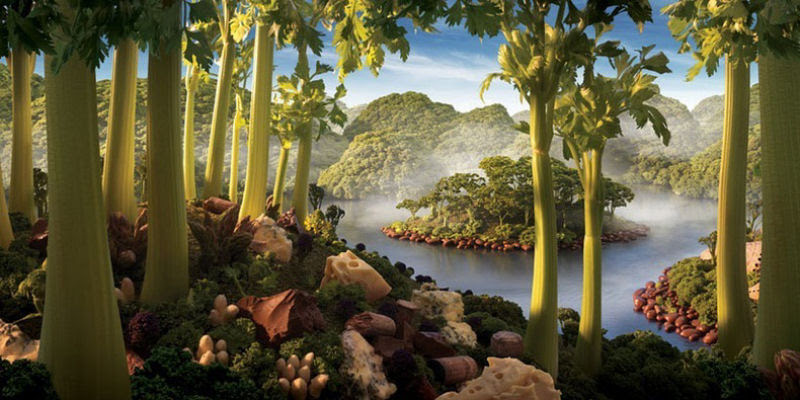As paisagens com comida de Carl Warner 17