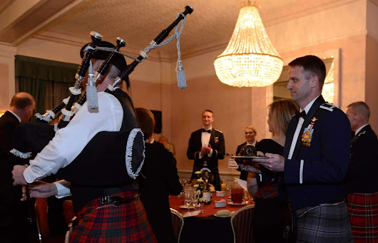 Burns Night Supper 2018 | Toastmaster & Master of Ceremonies London