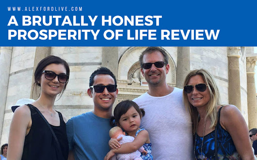 A Brutally Honest Prosperity Of Life Review (Polaris Global) • Alex Ford