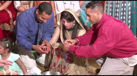Lovepreet's Pre Wedding Ceremony Chura & Vatna @ Brampton