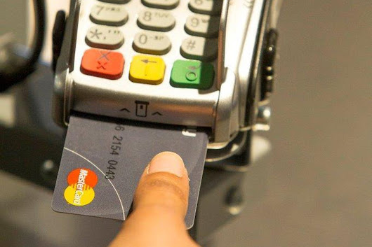 MasterCard Unveils New Fingerprint Scanner for Cards - AICLARKE